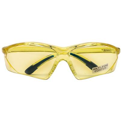 Draper Yellow Anti-Mist Glasses