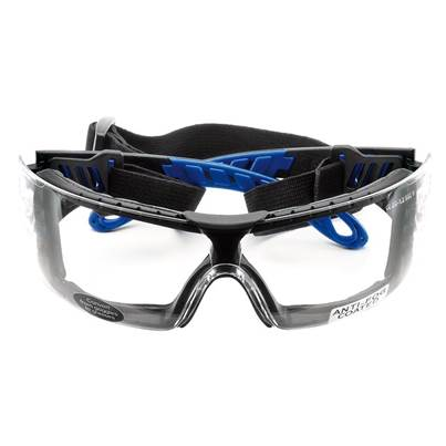 Draper Clear Anti-Mist Glasses
