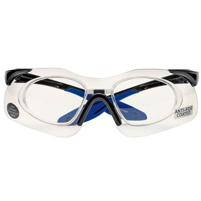 Draper RX Insert Clear Anti-Mist Glasses