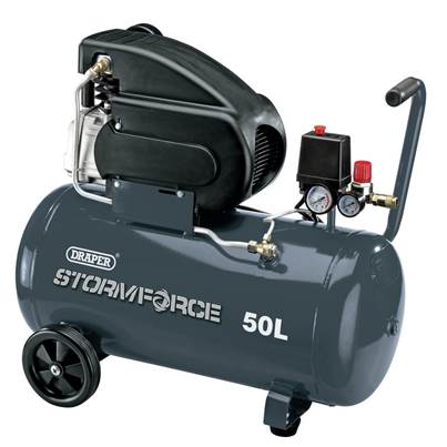 Draper 2hp Air Compressor (50L)