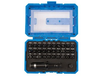 Draper Impact Screwdriver Bit Set (32 Piece)