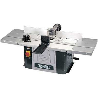 Draper Bench Mounted Spindle Moulder (1500W)