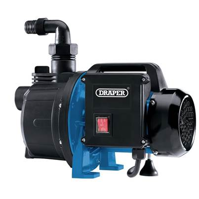 Draper Surface Mounted Water Pump (1100W)