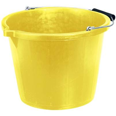 Draper Bucket - Yellow (14.8L)