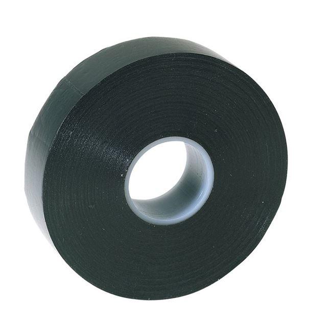 Draper Insulation Tape, 33m x 19mm, Black