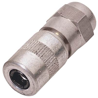 "Draper 1/8"" BSPt Heavy Duty 4 Jaw Hydraulic Connector"