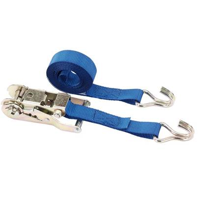 Draper Heavy Duty Ratcheting Tie Down Straps (250kg)