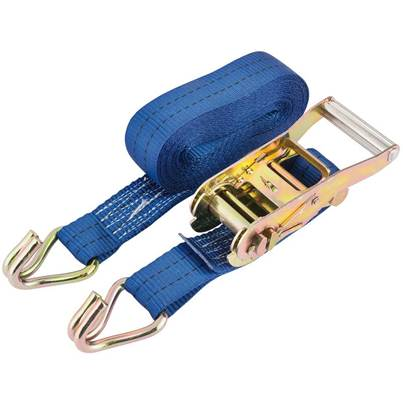 Draper Heavy Duty Ratcheting Tie Down Straps (750kg)