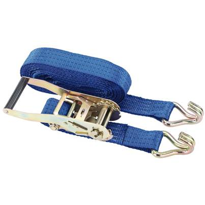 Draper Heavy Duty Ratcheting Tie Down Straps (1300kg)