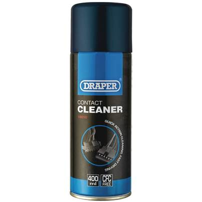 Draper Contact Cleaner (400ml)
