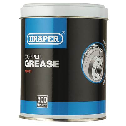 Draper Copper Grease (500g)
