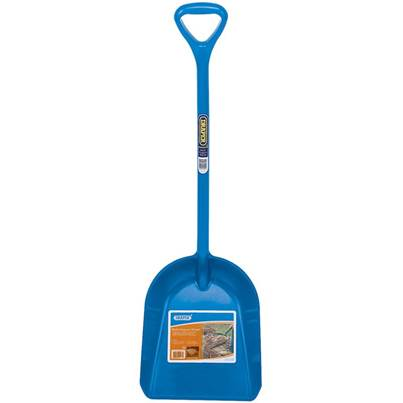 Draper Multi-Purpose Polypropylene Shovel