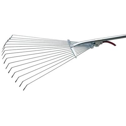 Draper Adjustable Lawn Rake (190 - 570mm)