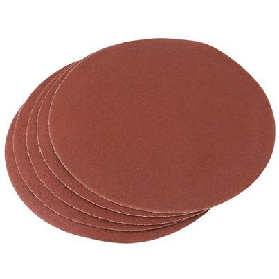 Draper Five 200mm 100 Grit Hook and Eye Backed Aluminium Oxide