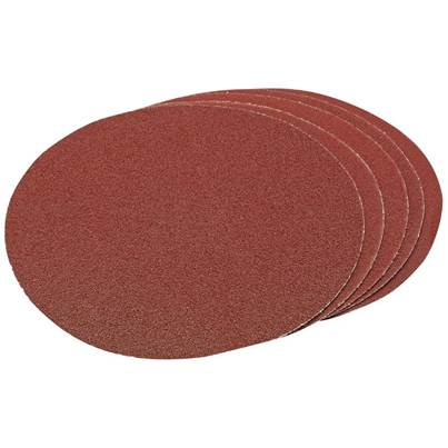 Draper Five 200mm Assorted Hook and Eye Backed Aluminium Oxide