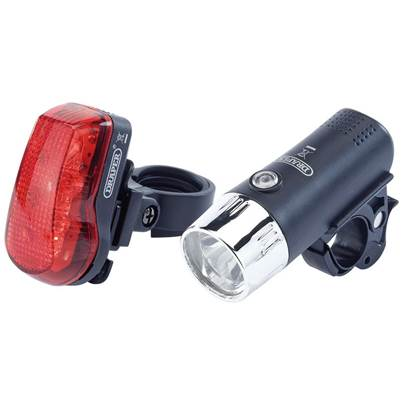 LED Bicycle Light Set (5x AAA Batteries Required)