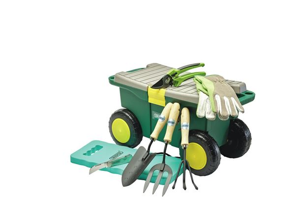 Draper Gardening Essentials Tool Kit