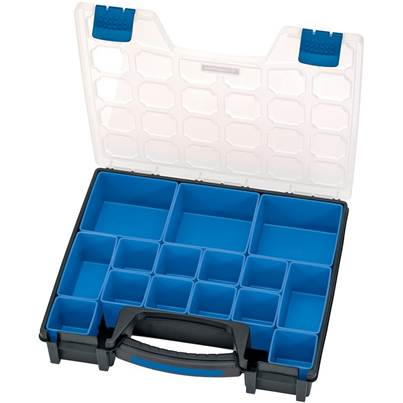 Draper 15 Compartment Organiser