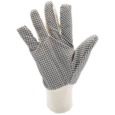 Draper Non-Slip Cotton Gloves - Large