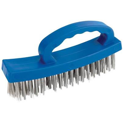 Draper D-Handle Wire Brush (160mm)