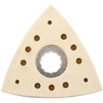 Draper Triangular Polishing Pad