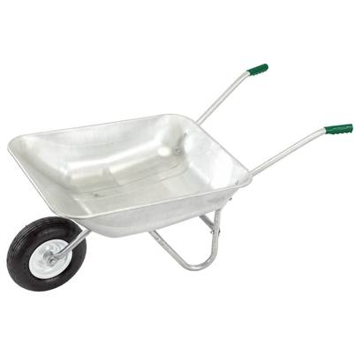 Draper Galvanised Wheelbarrow (65L)