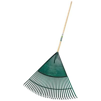 Draper Head Extra Wide Plastic Leaf Rake (800mm)