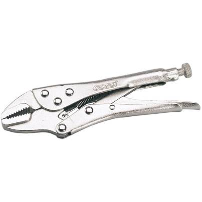 Draper 190mm Straight Jaw Self Grip Pliers