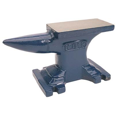 Draper 4.5kg Single Bick Anvil