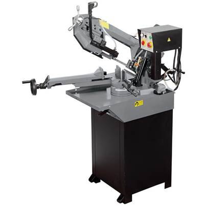 Draper 210mm Metal Cutting Horizontal Bandsaw (900W)