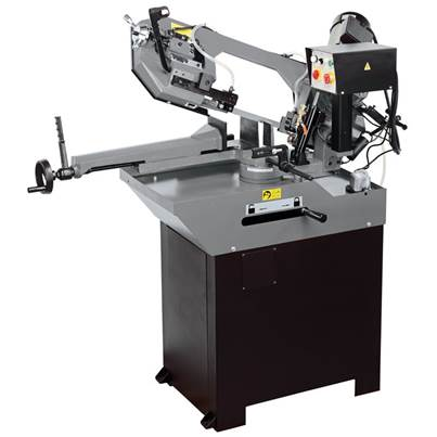 Draper 260mm Metal Cutting Horizontal Bandsaw (1100W)
