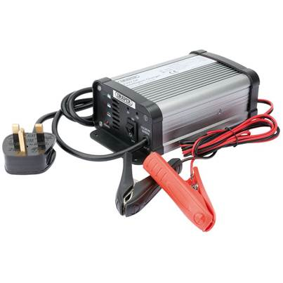 Draper 6/12V 6A Intelligent Battery Charger