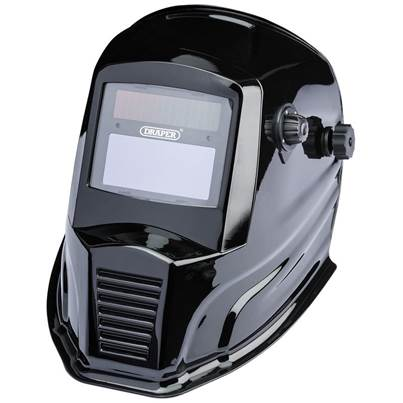 Draper Solar Powered Auto-Varioshade Welding and Grinding Helmet