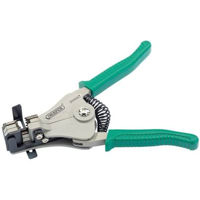 Draper Diameter Automatic Wire Stripper (0.5mm - 2mm)