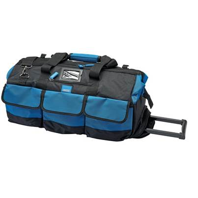 Draper Tool Bag on Wheels (600mm)