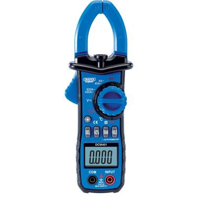 Draper Digital Clamp Meter (Auto-Ranging)