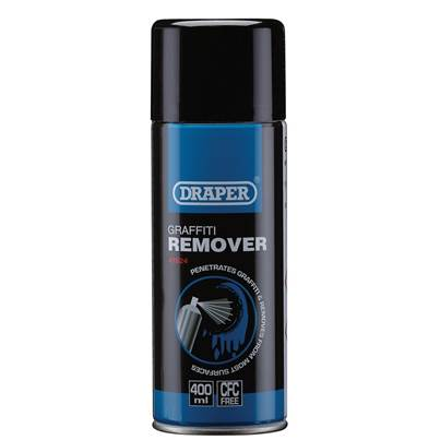 Draper 400ml Penetrating Graffiti Remover