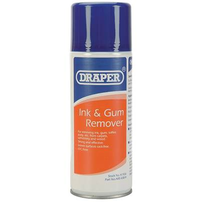 Draper 400ml Ink and Gum Remover