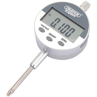 Draper Dual Reading Digital Dial Test Indicator - 0-25mm/0-1""