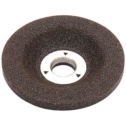 Draper 50 x 9.6 x 4.0mm Depressed Centre Metal Grinding Wheel Grade A120-Q-Bf for 47570
