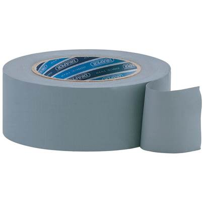 Draper 30M x 50mm Grey Duct Tape Roll