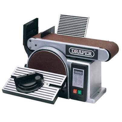 Draper Belt and Disc Sander (350W)
