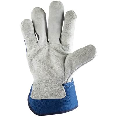 Draper Heavy Duty Leather Industrial Gloves