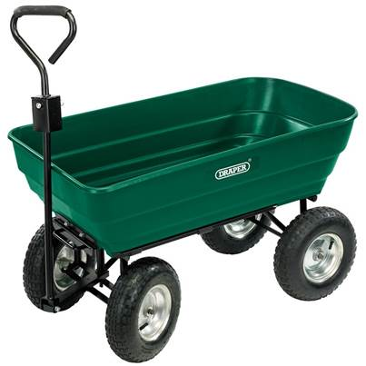 Draper Heavy Duty Tipping Cart