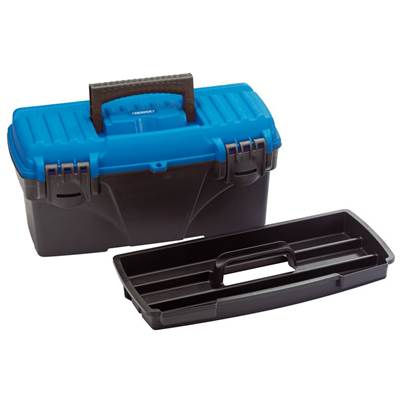 Draper 410mm Tool Organiser Box with Tote Tray