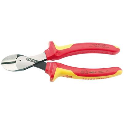 Draper Knipex 73 08 160UKSBE VDE Fully Insulated ' x Cut' High Leverage Diagonal Side Cutters