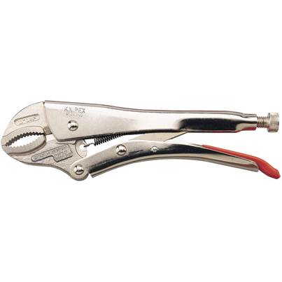 Draper Knipex 41 04 250 250mm Curved Jaw Self Grip Pliers