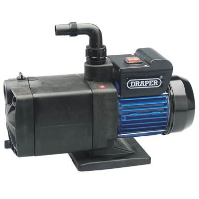 Draper 100L/Min Multistage Surface Mounted Water Pump (1000W)
