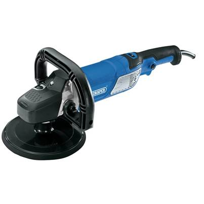 Draper 180mm Sander/Polisher (1200W)