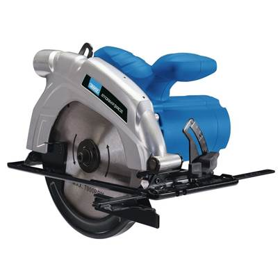 Draper Storm Force® 185mm Circular Saw (1200W)